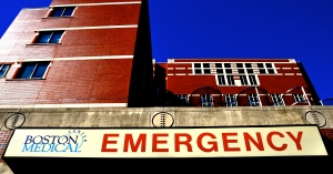 Boston Trauma ER Facade